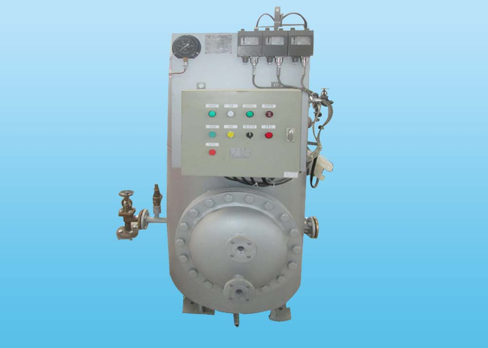 electric steaming hot water tanks