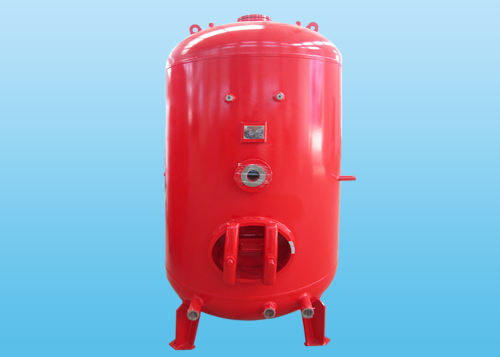 dry powder tanks